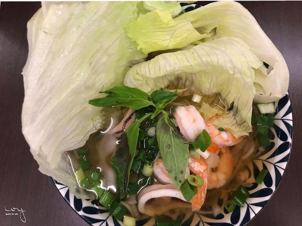 大里美食推薦,越好吃越南料理