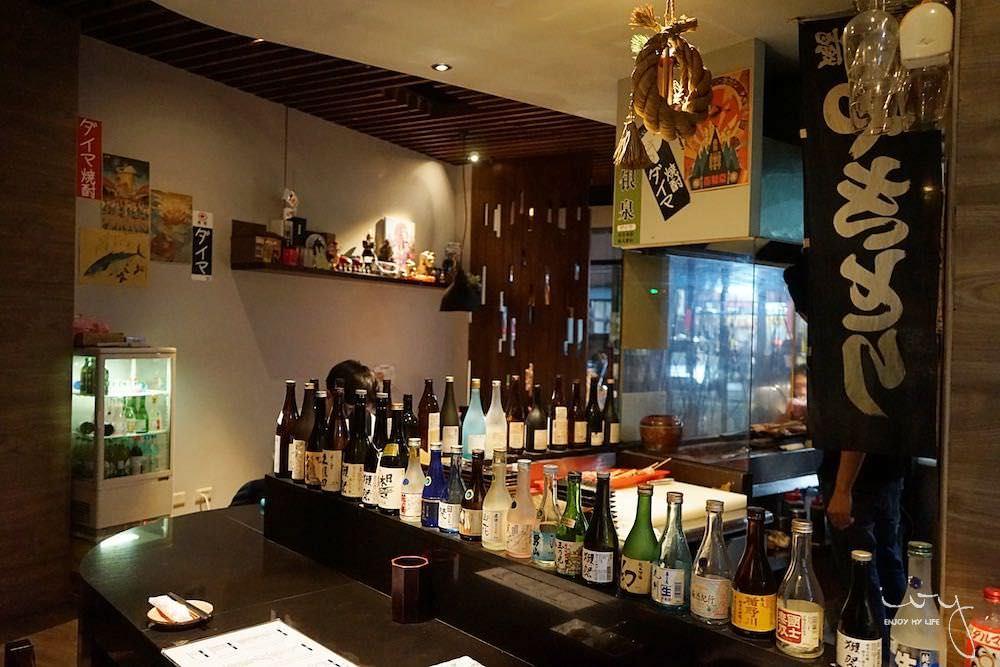 那一間串燒日式居酒屋,台中激推宵夜場
