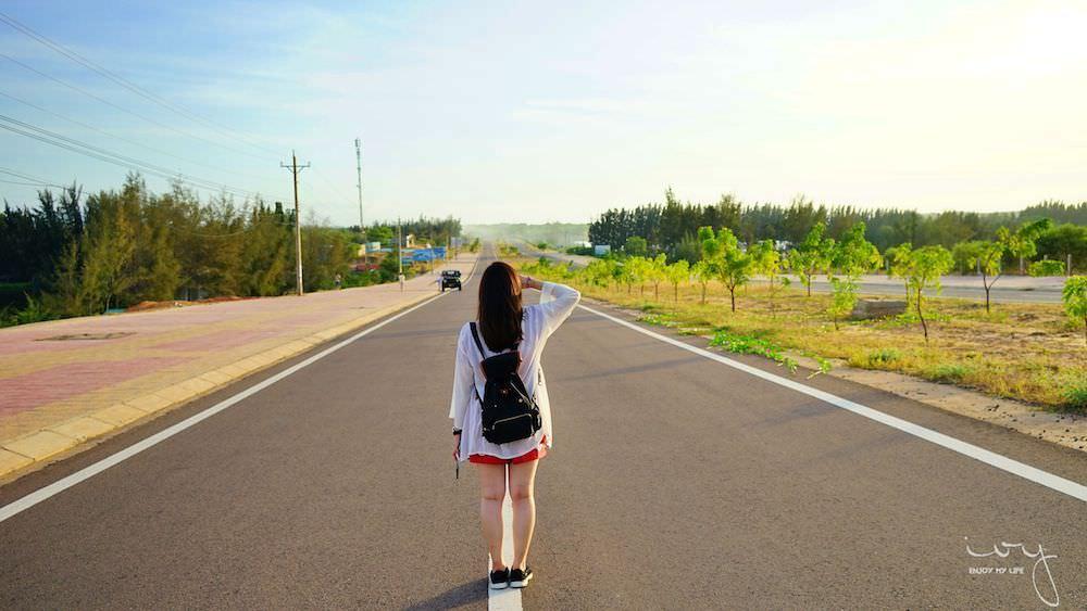 越南景點,美奈白沙丘看日出