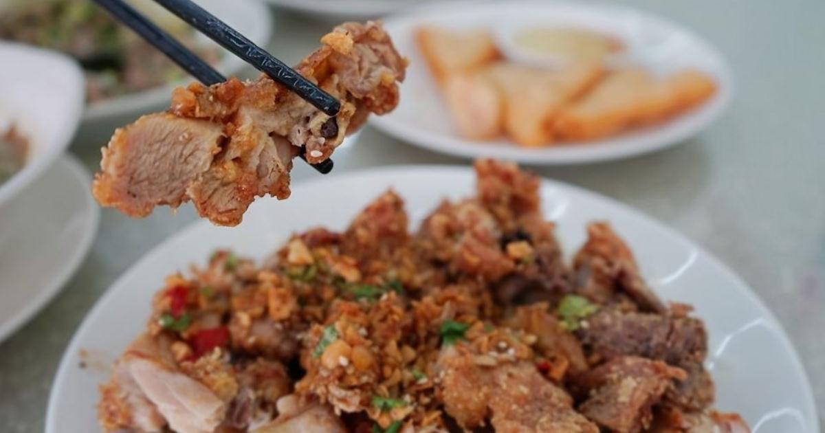 台中泰式料理,泰鼎替拉朋泰國菜