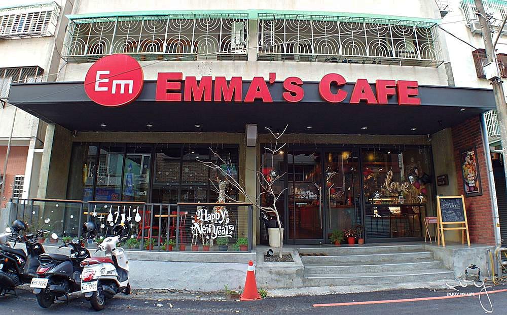 台中平價美式早午餐咖啡廳,Emma's Cafe