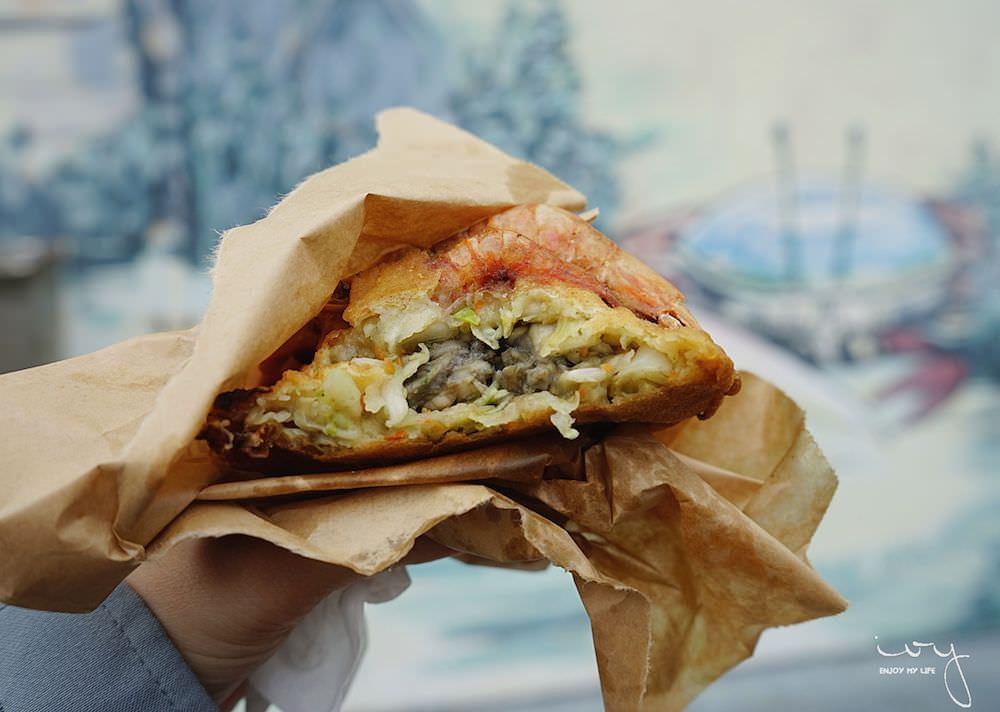 澎湖回家炸物烤物小舖|白沙講美60年老店,新鮮蚵仔狗蝦炸粿!
