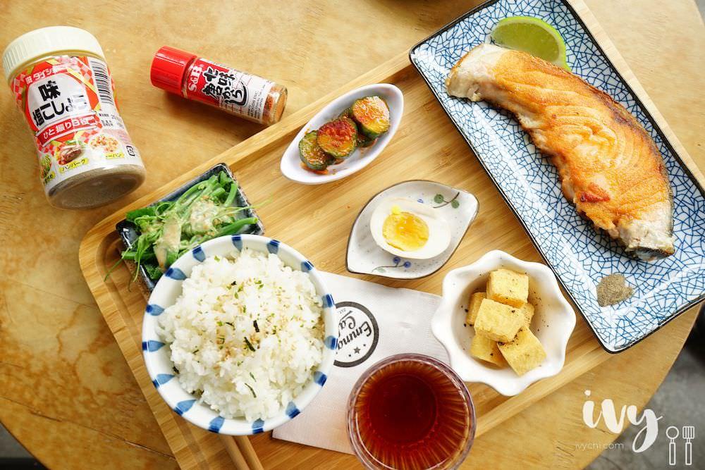 Emma's Cafe|二訪中國醫附近巷弄早午餐廳,全新菜單上市,老少咸宜的和風洋食和重磅漢堡,還有提供包場服務!