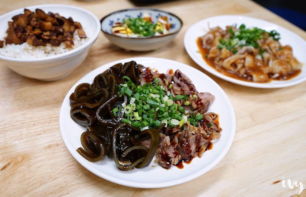 麵麵不忘 台中西區麵店小吃推薦,招牌玉里麵和魷魚羹,拌上朝天椒的特製辣醬,最涮嘴!
