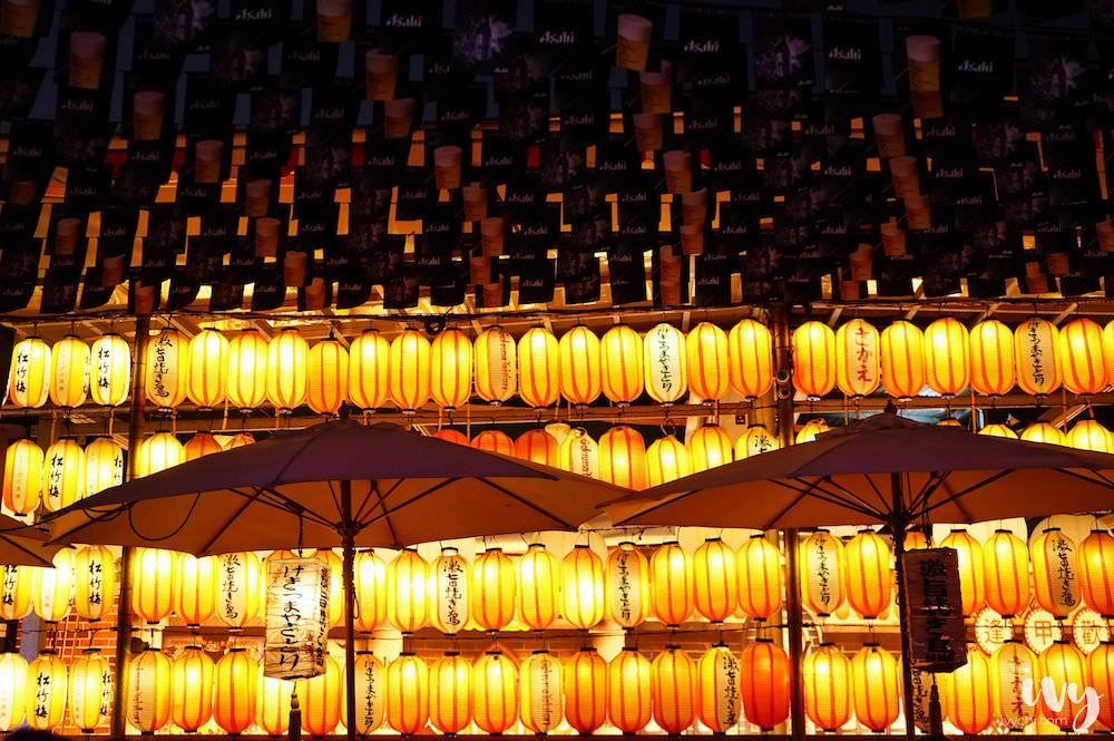 激旨燒鳥二店|逢甲夜市日式串燒推薦,日式祭典氛圍還有現場演唱,越夜越嗨!