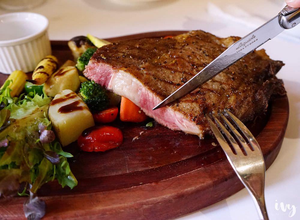 菲菲花園|台中西屯牛排義式餐廳推薦,高雅氛圍,餐點精緻可口,嚴選聚餐約會!