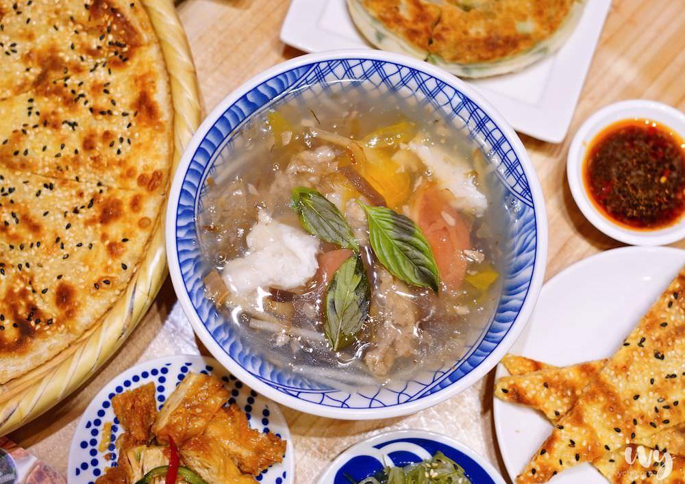 粳餅商行 台中銅板小吃,必推羹麵、綠豆鍋餅(文末菜單)