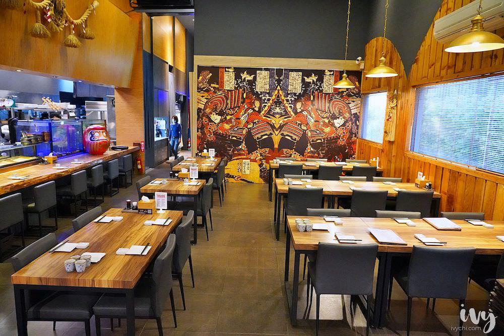 手信大佬日本料理 |台中公益路美食,個人無菜單日式料理,獨享牛肝菌焗龍蝦套餐!有免費停車場和包廂