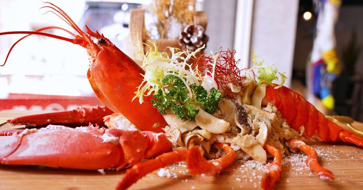 瑞瑟手作廚房 |台中北區義式料理,結合重機工業風設計,提供隱藏菜單、客製化料理和包場服務!