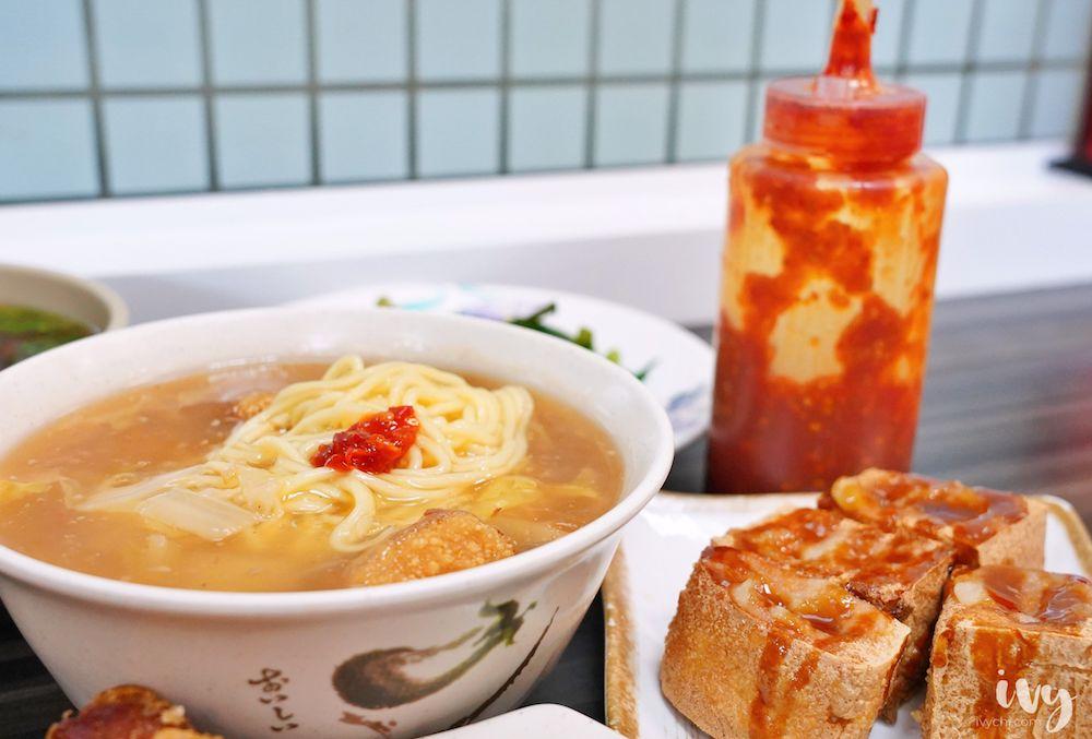 深海深美食旗艦店  斗六美食小吃,150元就有土魠魚焿、燒肉飯和排骨酥湯,一吃成主顧!