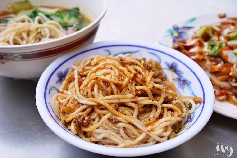 老胡麵館  南投中興新村美食,傳承60年老店,在地饕客推薦牛肉麵和滷味!