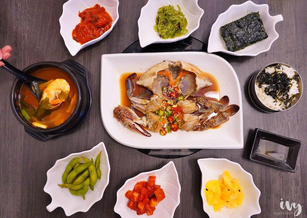 蝦拼鍋 |台中西屯美食,泰國蝦火鍋吃到飽沒極限,招牌「醬油螃蟹」強勢登場,每日限量和三種超狂吃法,免飛韓國就有!