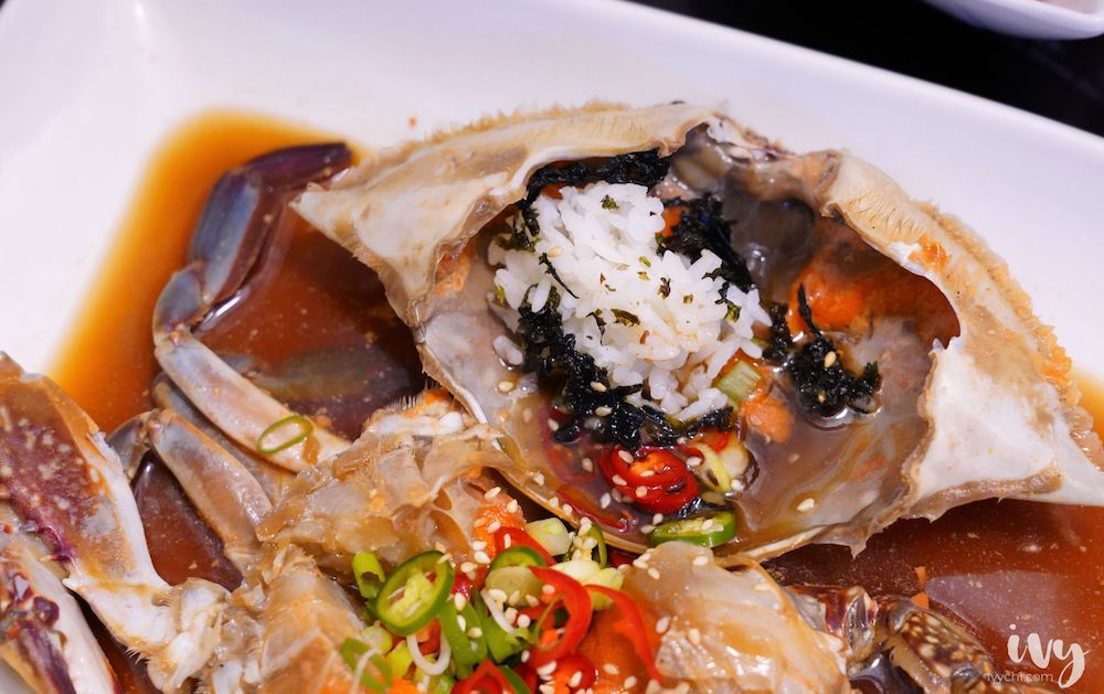 蝦拼鍋  台中西屯美食,泰國蝦火鍋吃到飽沒極限,招牌「醬油螃蟹」強勢登場,每日限量和三種超狂吃法,免飛韓國就有!