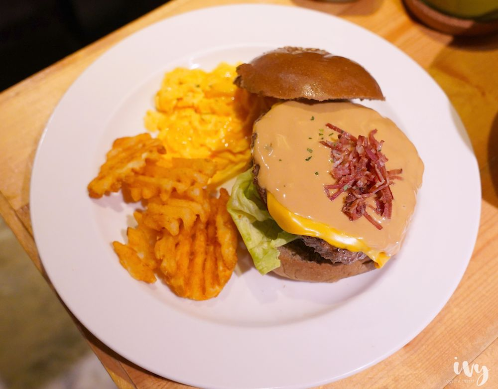Stan&Cat史丹貓美式餐廳 台北忠孝敦化美食,客製化霸氣份量漢堡推薦