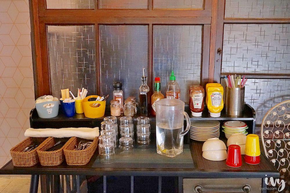 奧樂美特英才店 |台中北區不限時附插座咖啡廳,早午餐200元有找,飲料還能免費續杯!