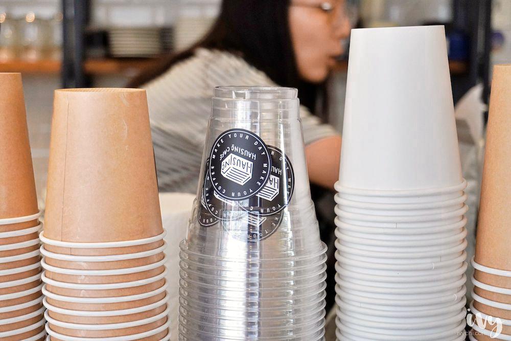 HAUSINC CAFE  台中北區不限時餐廳推薦,提供插座和早午餐咖啡廳,座位很搶手~