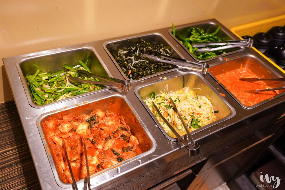 糕糕在尚 |豐原韓式烤肉吃到飽400元有找,8種肉品、起司、拳頭飯、小菜、飲料通通吃到飽,還有韓服免費體驗!
