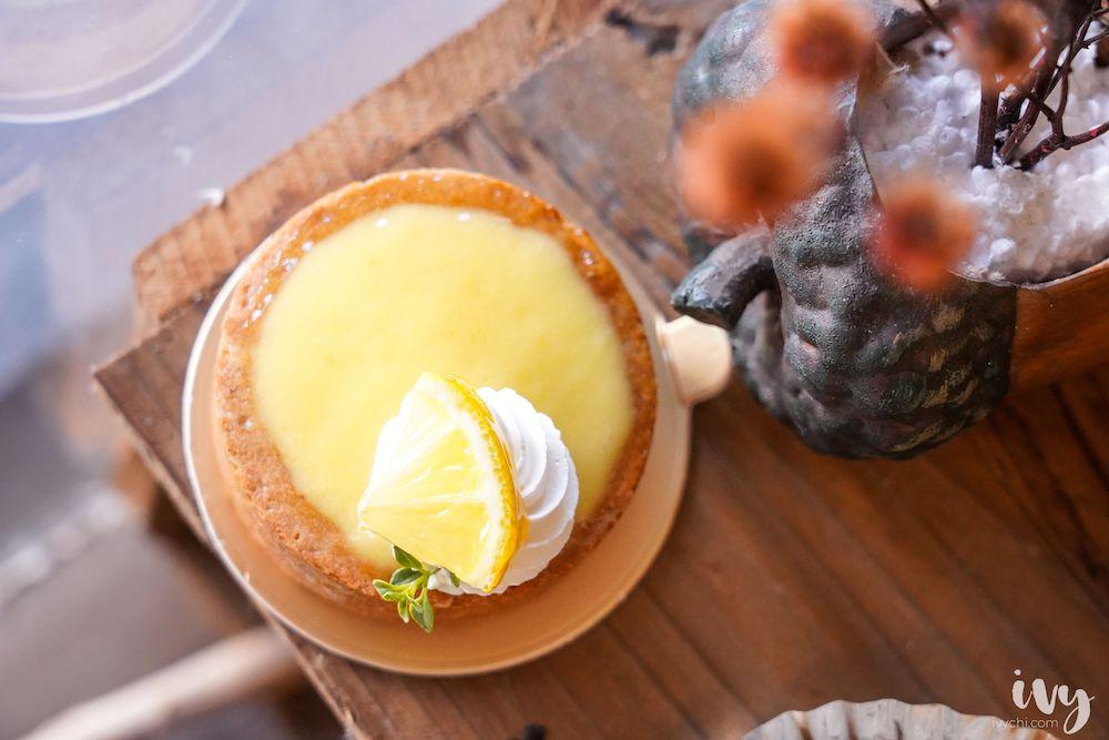 寶拉蛋糕坊Paola's Cake  客製化生日蛋糕新選擇!藏身在台中老宅內的夢幻法式甜點,必推酸甜檸檬塔和蘋果派!