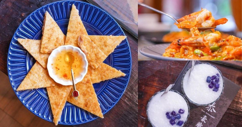 泰豪脈家鄉料理  台中公益路平價泰式料理,道地泰式家鄉味且份量大,還有139元起的平日商業午餐~