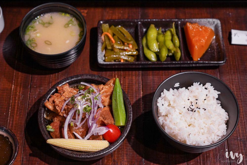 貳柒日式家庭料理 |台中北區平價日本料理,日式定食220元起,免服務費、不限時、免低消!