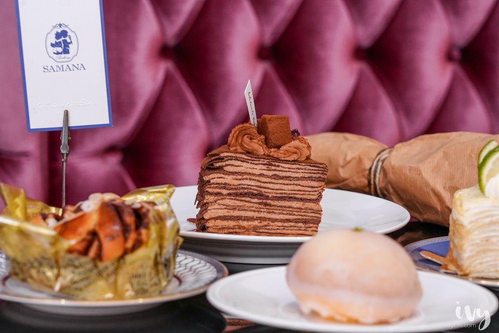 山姆安娜  隱身台中美術館巷弄的高雅平價烘焙坊,4種口味生吐司120元起,內用享甜點下午茶也不限時!