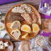 風靡台港日的台中十大伴手禮!大甲在地檳榔心芋製成的牛軋糖、芋頭酥!阿聰師的糕餅主意