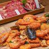 龍門燒肉 |台中貨櫃燒肉餐廳!用餐環境內斂有質感,主打濕式冷藏燒肉,還有每日限量海鮮盤~