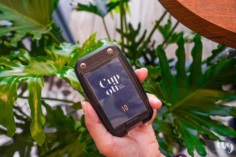 咖波堤Cupoti Cafe |台中南屯咖啡廳,時尚湛藍網美風格超好拍,結合早午餐、咖啡的公益路美食!