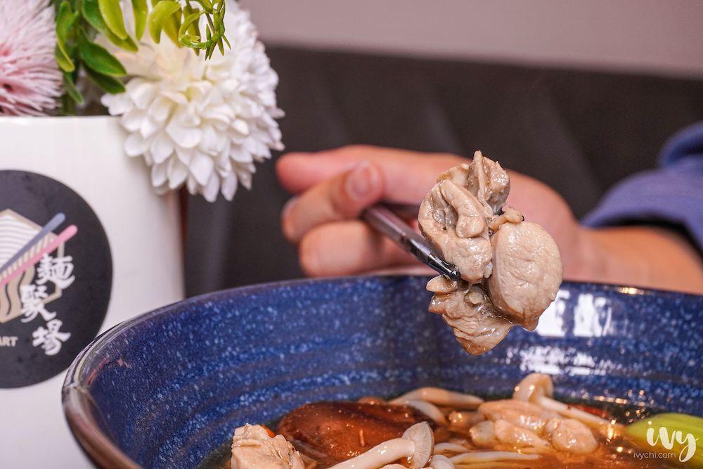 麵聚場  水交社園區眷村美食,能吃到手作牛肉麵和拌麵,還是眷舍變身為打卡景點!