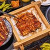 一膳鰻魚飯 |台中最好吃鰻魚飯,炭火直烤香氣超逼人,還有現熬全雞湯喝到飽,就在台中文心秀泰內!