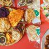 玉井佳鑫果舖 |宅配果乾禮盒推薦,15種天然超厚切果乾任你選,還有超涮嘴的中藥蠶豆酥、花生!