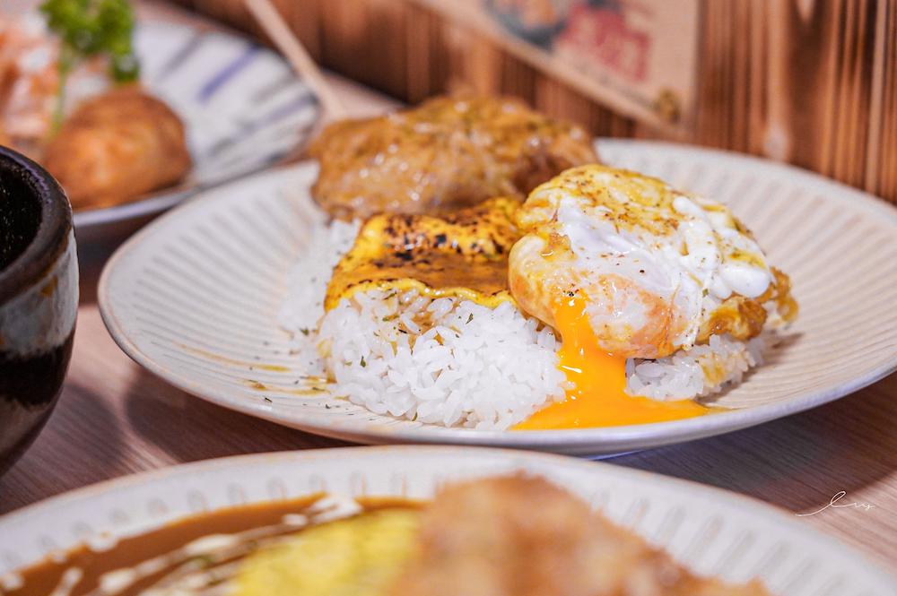禾荳家咖哩屋  台中南區咖哩推薦,必推暖心北海道湯咖哩、豬排咖哩飯,還有平日商業午餐8折優惠!