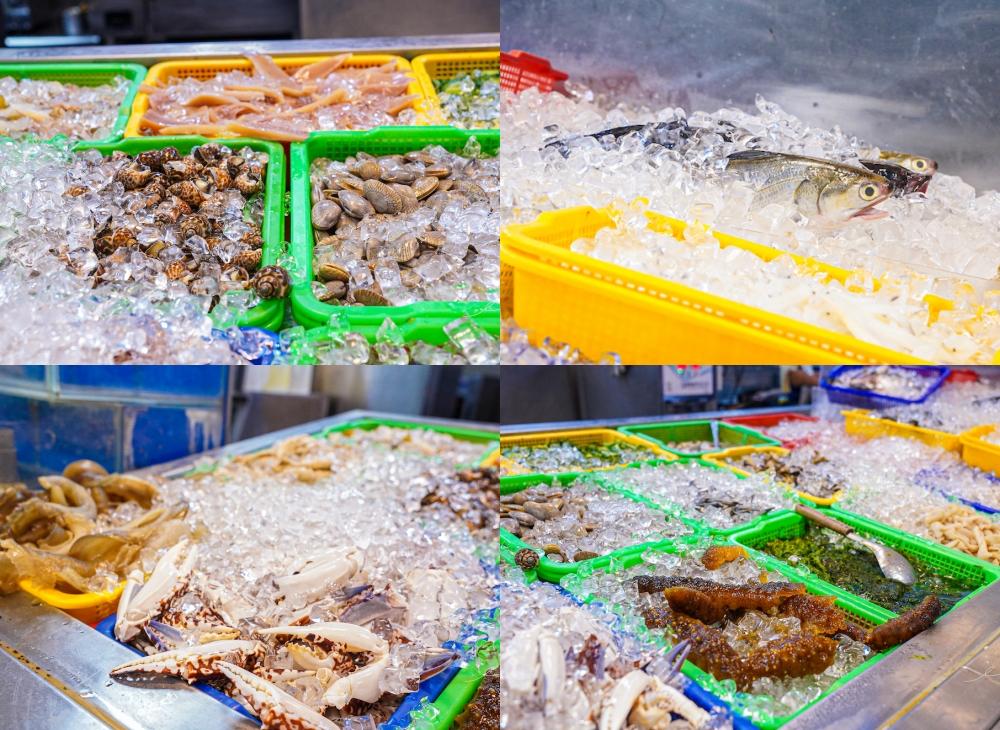 美食家碳烤海鮮餐廳  台中大里人氣聚餐熱炒餐廳,新鮮海產、澎湃海鮮鍋超過癮!強烈建議假日要訂位