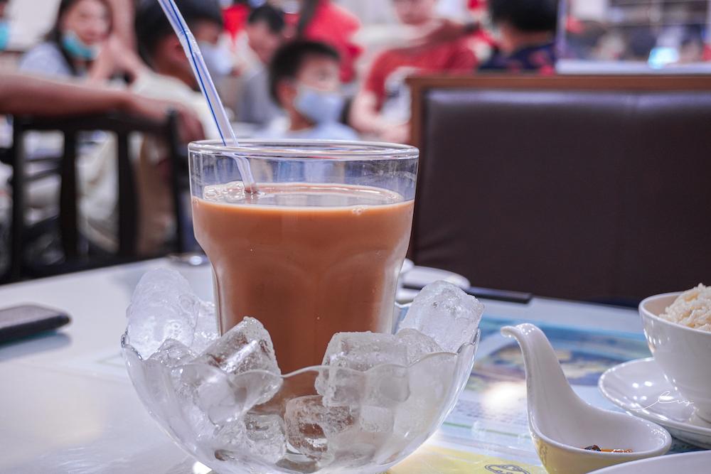 品嘉茶餐廳  台中北屯美食,香港師傅現做的港式飲茶,腸粉、燒賣用料實在又平價!