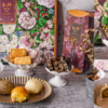 丰丹嚴選 |台中伴手禮推薦,把台灣名產的阿薩姆紅茶、松子變成中秋月餅,高質感中秋送禮首選!