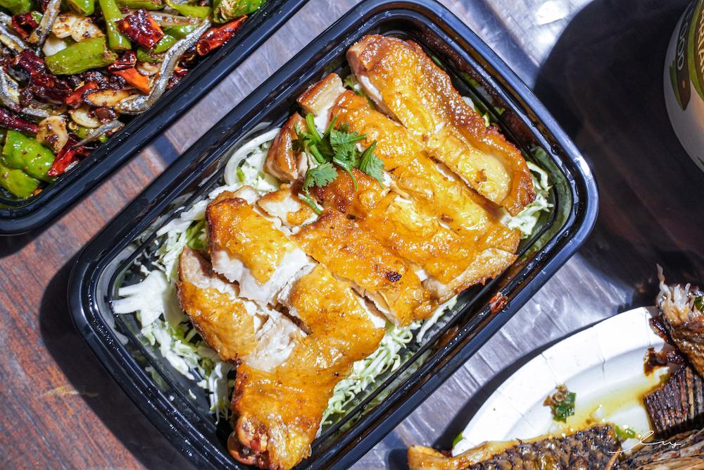 魯媽媽雲南擺夷料理 |南投清境景觀寵物友善餐廳,超人氣排隊雲南特色料理必吃包料魚!