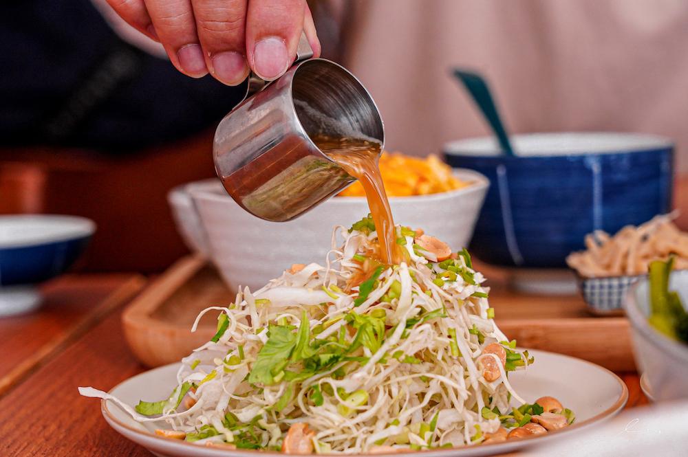有樹食 |台中精明商圈VEGAN蔬食餐廳,創意私房素食料理,新鮮天然食材讓吃素也能很美味!