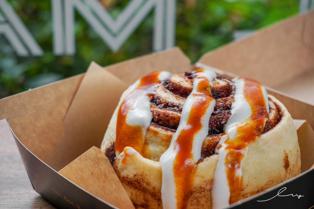 小和好點 dot.dot. Bakery&cafe  花蓮必吃甜點,堪稱肉桂捲霸主,手工現作現烤必推雪山肉桂捲!