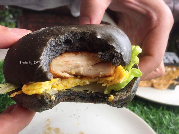 魚吃土 手作三明治 照燒G堡哥