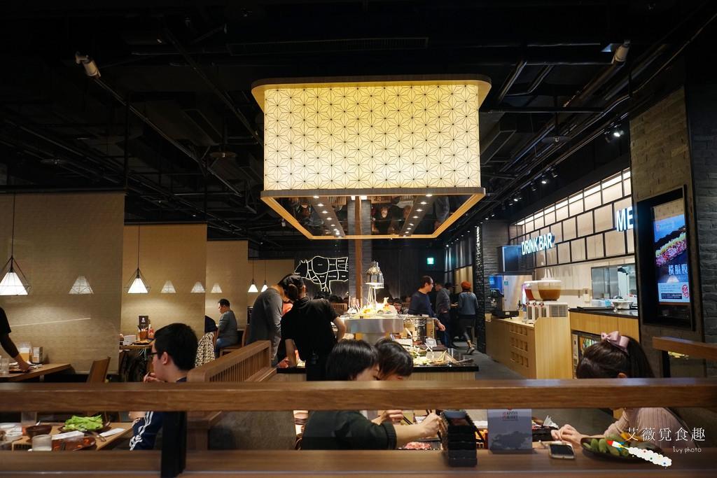 Kintan Buffet 台中三井outlet