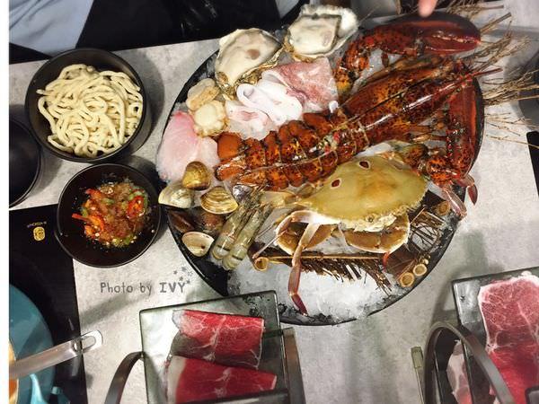 宇良食 中科國安店 波士頓龍蝦雙人套餐