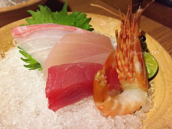 桀壽司 生魚片