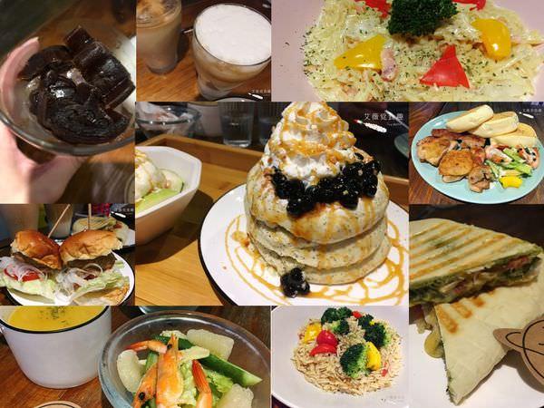 【高雄岡山】圍繞在迪士尼卡通的用餐環境,不管大人小孩都笑容滿滿,推薦舒芙蕾和帕尼尼餐點,吃到加點不誇張 || 樂+/ 楽+/ RAKU+