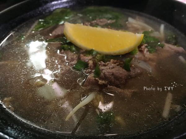 娟 越南小吃 牛肉河粉