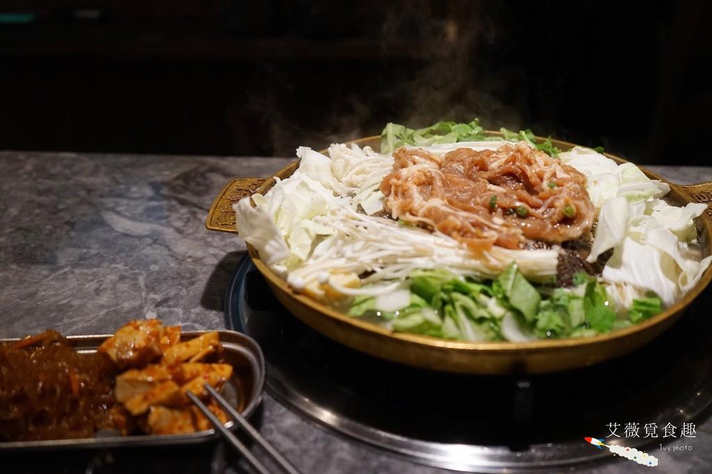 雪獄山 韓式料理