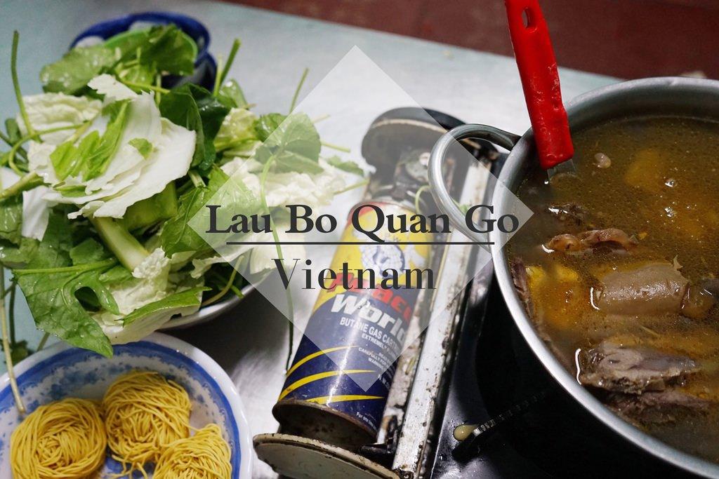 Lẩu bò Quán Gỗ| 大叻在地人推薦必嗑的牛肉鍋,滿滿一鍋軟嫩的牛肉塊,湯頭鮮甜爽口,用餐時間一位難求喲!